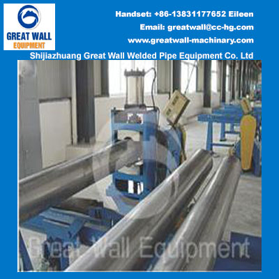 Stainless Steel Welded Pipe Line