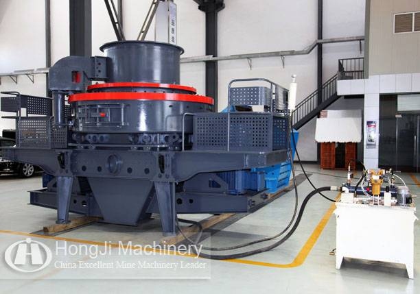 Hongji Sand Making Machine
