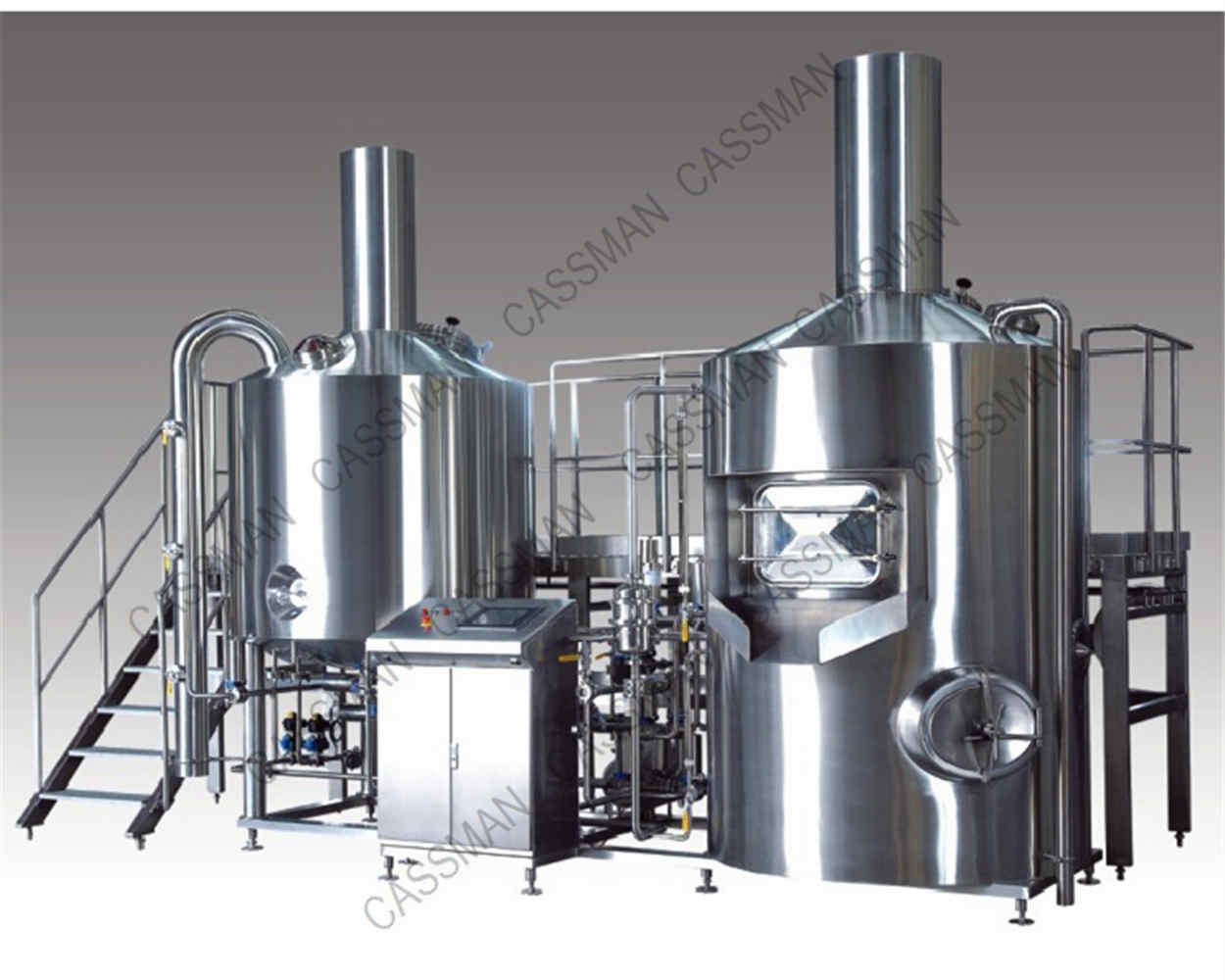 500L stainless steel beer conical fermentation tank of brewery equipment