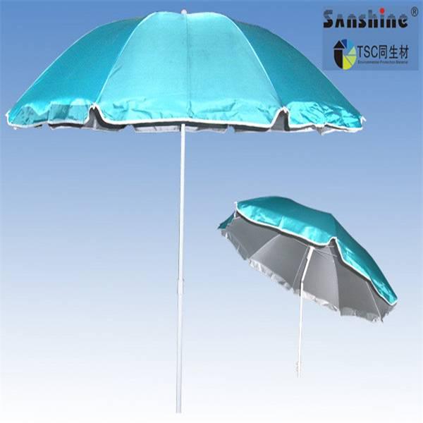 140g new beach umbrella wind resist