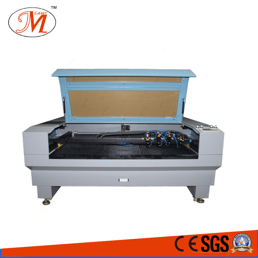 Widely-Used Big Laser Cutting Machine for Reel Cloth (JM-1810-4T)
