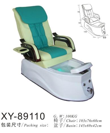 Classic Salon Spa Pedicure Chair Foot Massage XY-89110