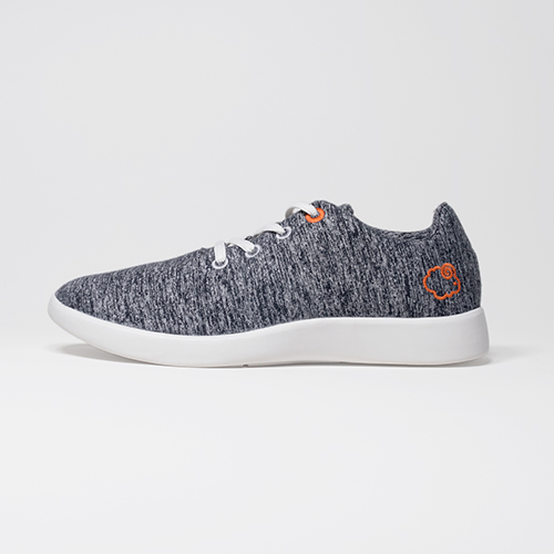 Wool shoes LeMouton Classic_Dark Gray