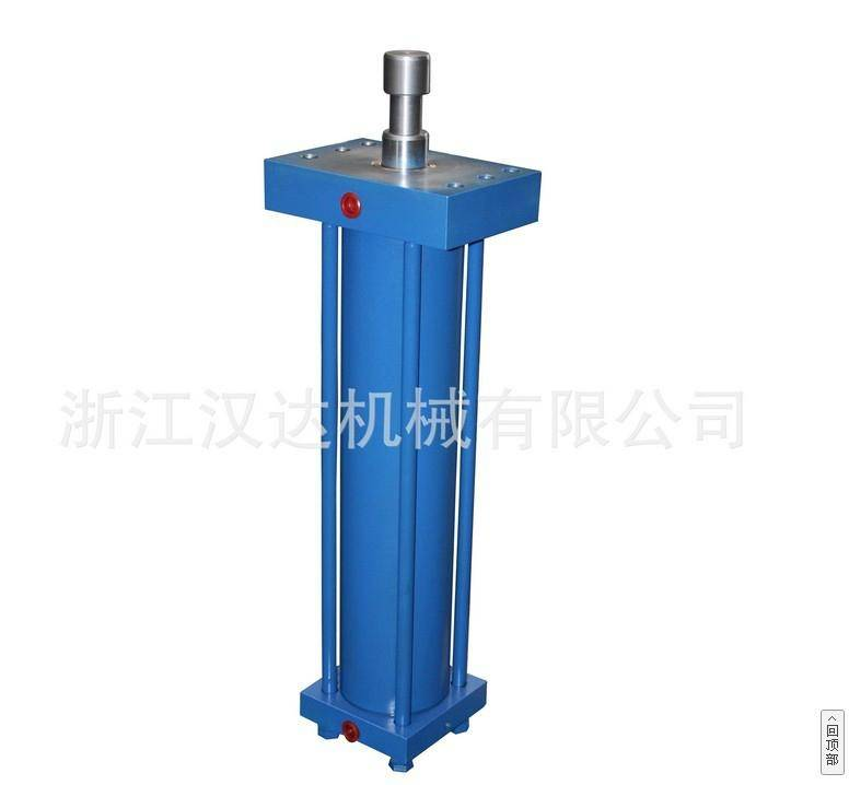 Weld Hydraulic Cylinder For press machine
