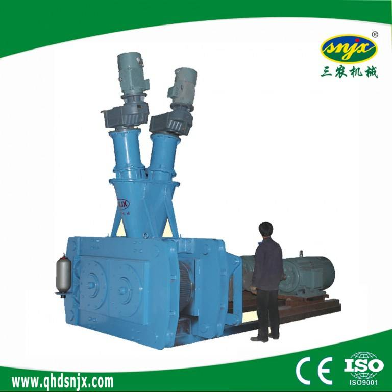 Extrusion Granulation Machine for Fertilizer/Snow Melt Agent