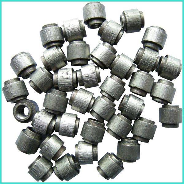 Sintered Diamond Wire Saw Beads for Stone Quarrying and Squaring