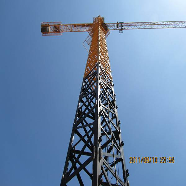 QTZ160(6515) 10ton tower crane for sale