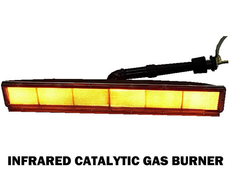 Industrial infrared radiant heater,radiant burner