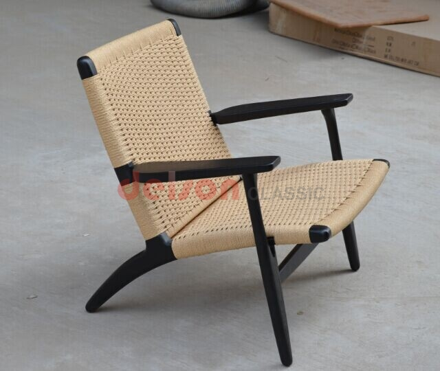Hans Wegner CH25 Lounge Chair Replica