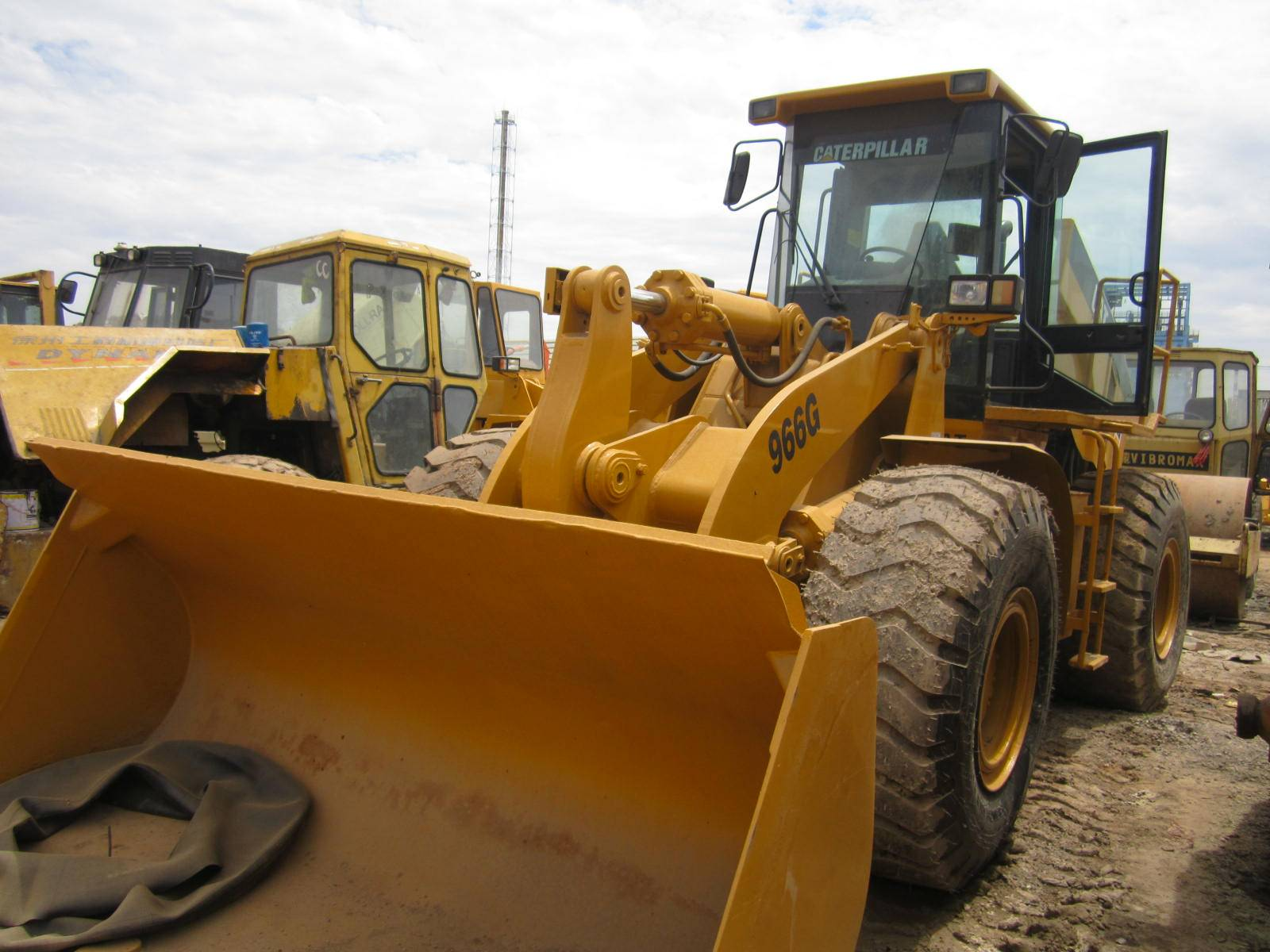 Used Cat 966G Wheel Loader, Used Loader Caterpillar 966G