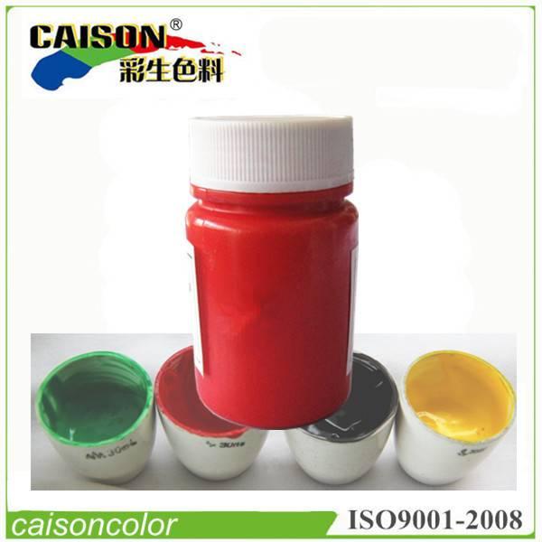 General tinting water-based pigment preparation