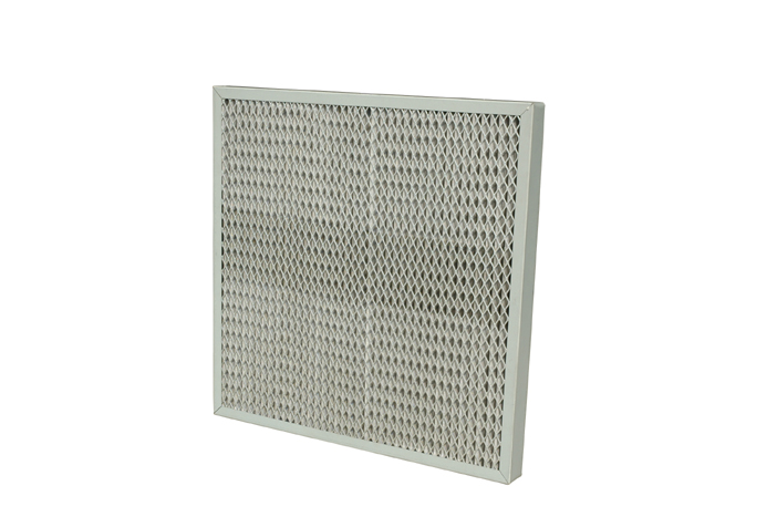 High efficiency furnace filter