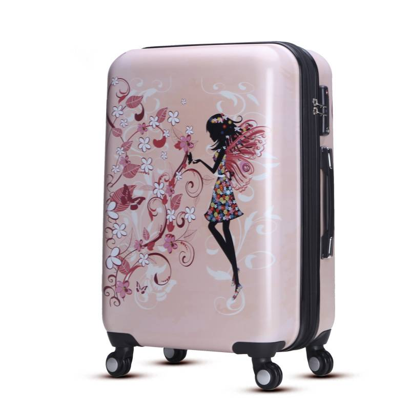 trolley travel bag for lady