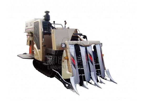 4LBZ-145 Half Feed Combine Harvester