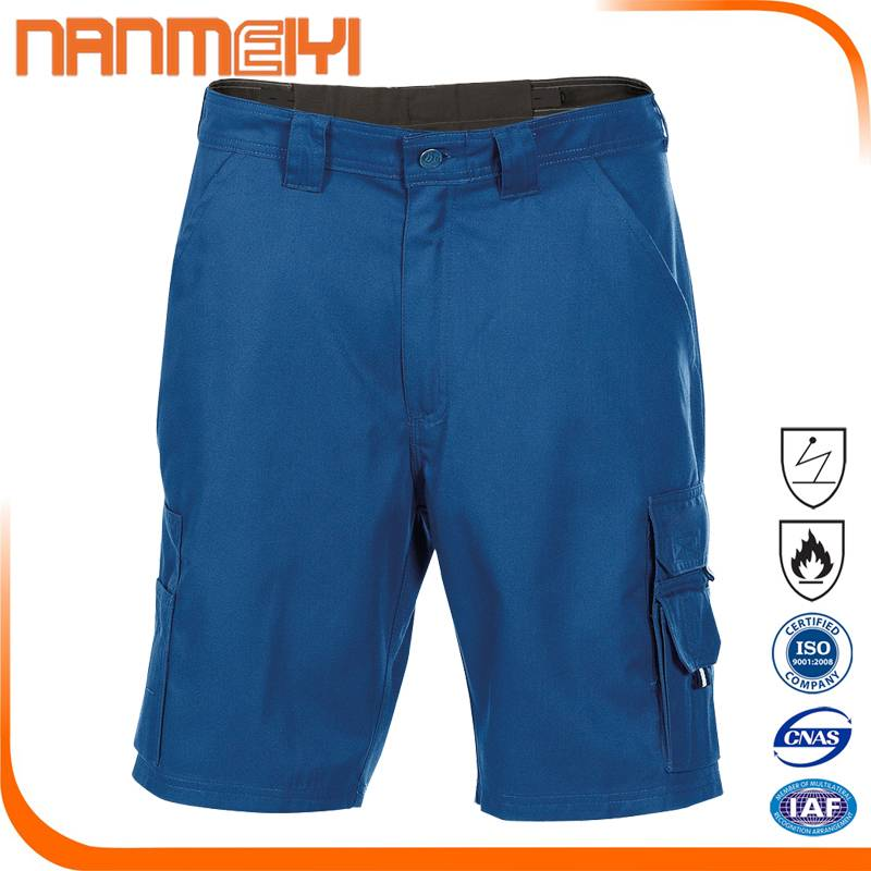 Safety Workwear casual shorts with many pockets