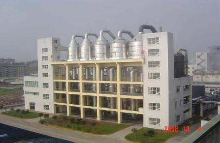 Vacuum Salt Plant (100TPH)