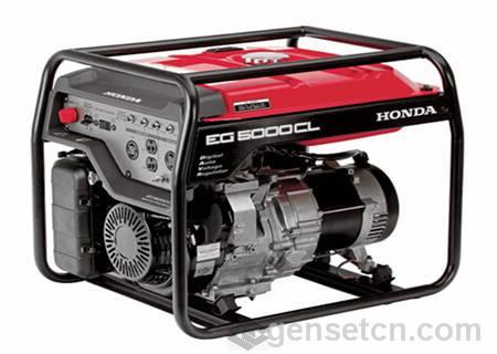 5kw Honda Gasoline Generator set