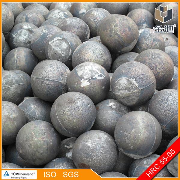 Low wear loss Low chrome cast grinding balls