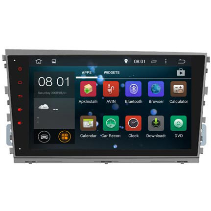 9 inch HYUNDAI Mistra Android car dvd player