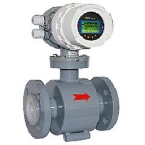 Electromagnetic Flowmeter Used in Environmental Protection Industry of Water Treatment
