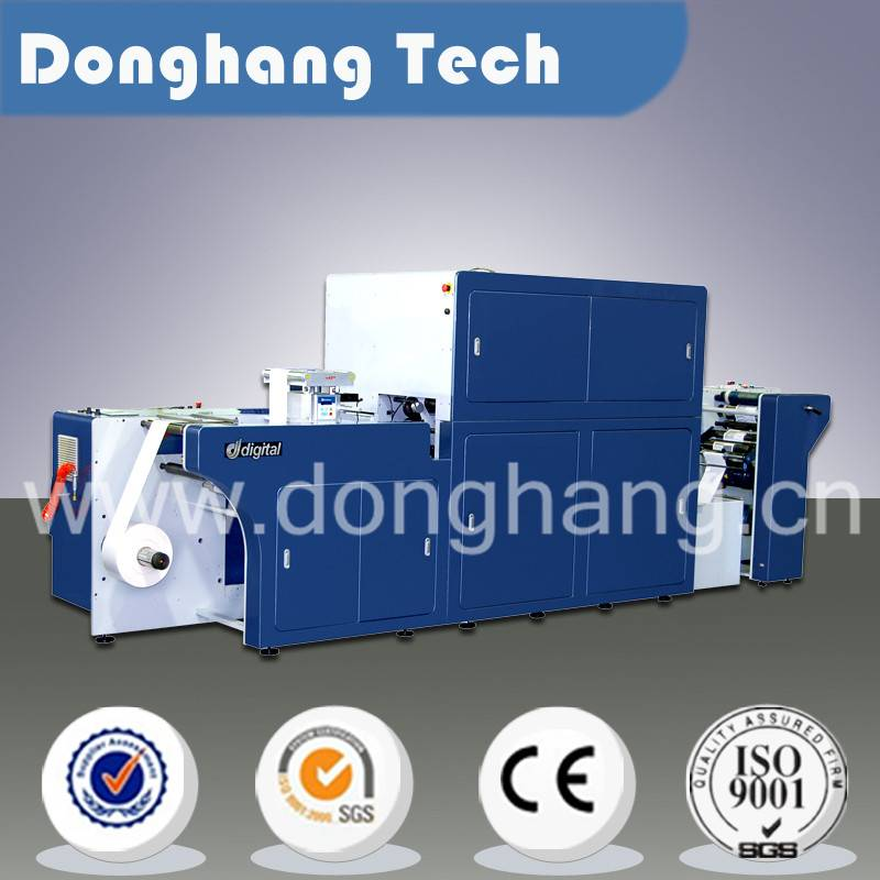 High speed digital printing machine
