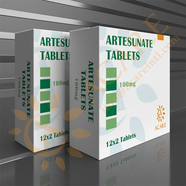Antimalarial medicine Artesunate Tablets