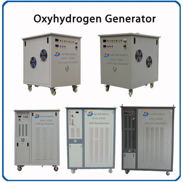 Oxy-hydrogen Generator for Cutting OH1500-OH10000