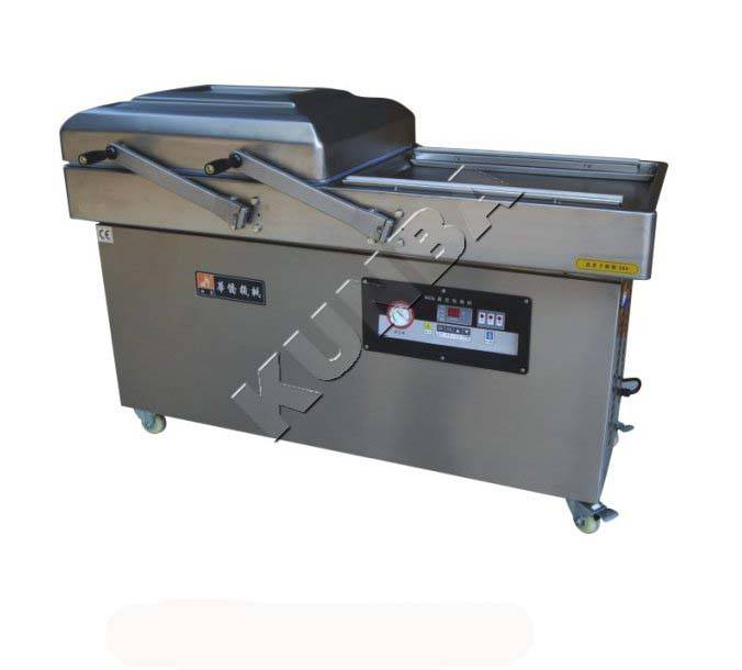 DZ-600/2SA double chamber vacuum packing machine for food