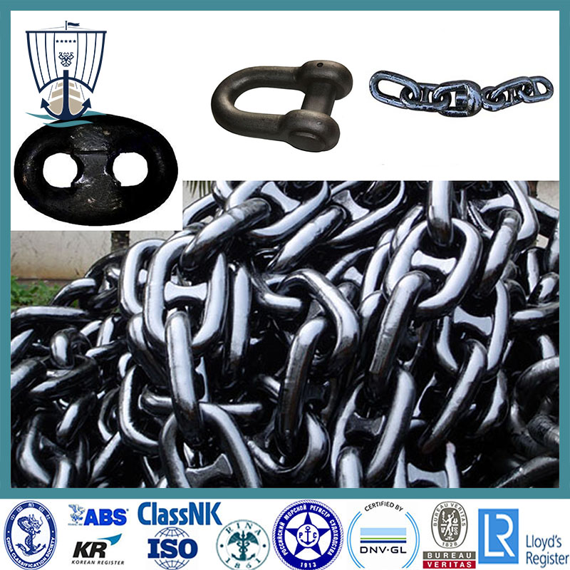 Stud Anchor Chain with Accessories