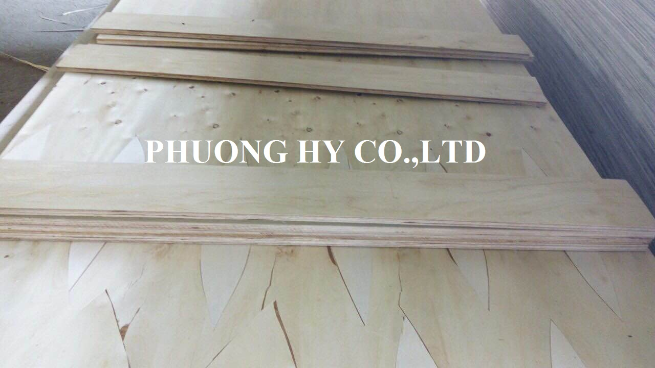 Sell LVL plywood cut size