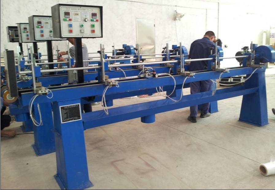 Wooden venetian blind Fully-automatic making machine