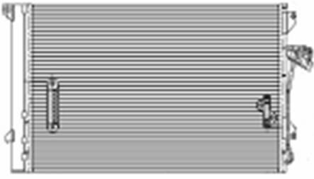 condenser OE:95557311100/95557311101/95557311102/95557311104/95557311105/4L0260401A/7L0820411C/7L082