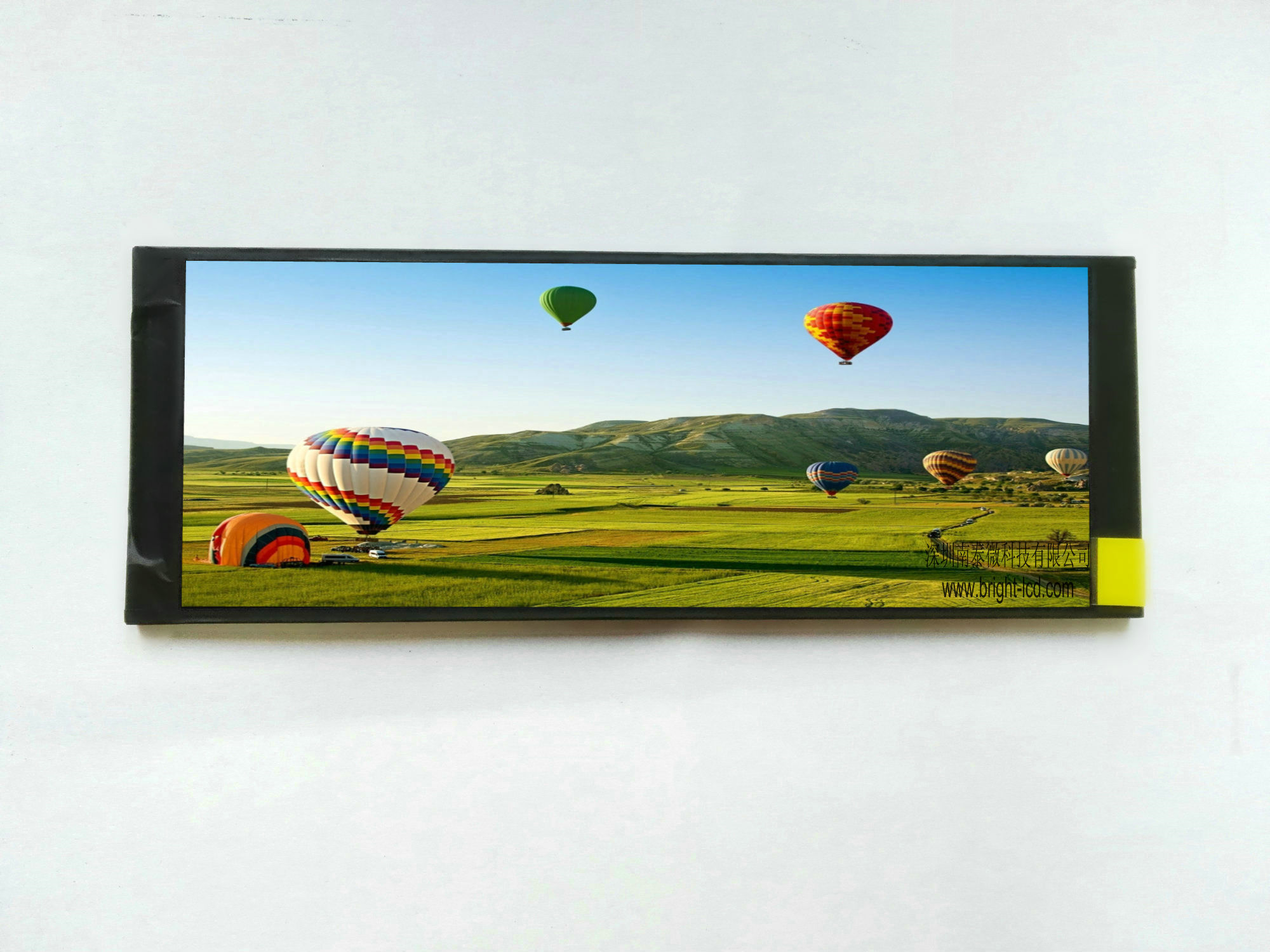 Hotsale 6.86inch TFT LCD with 1280x480 Resolution MIPI Interface
