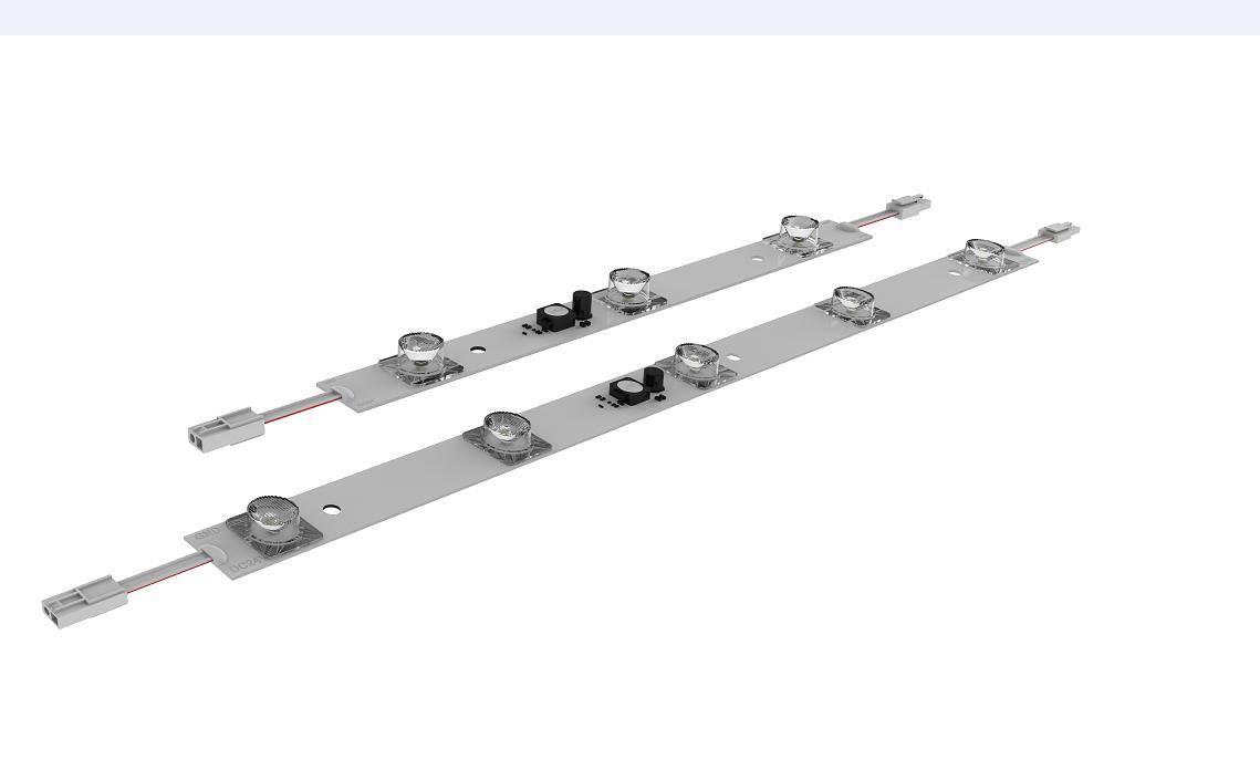 LED Side-Light Rigid Bar with Super Bright OSRAM 3535LED