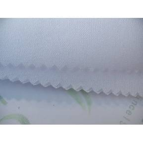 Stiff Fusible Woven Waistband Interlining for Bridal Veil