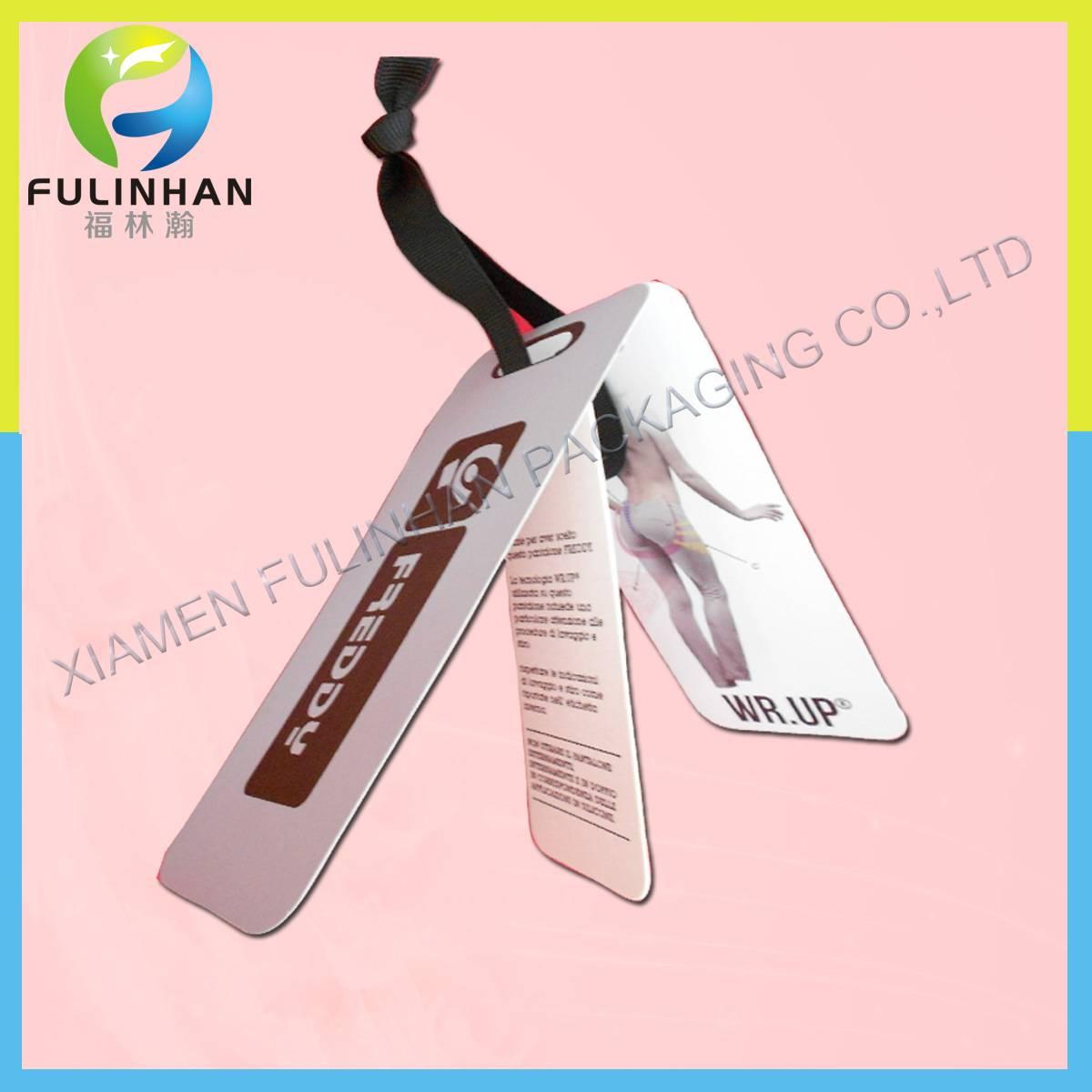 custom printed hang tags for clothing
