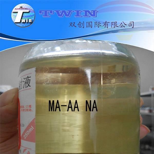 40% Copolymer of Maleic and Acylic Acid·Na MA/AA NA