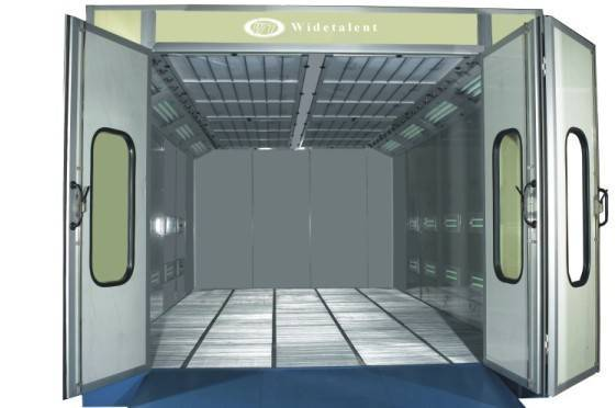 Water Based Paint Spray Booth - WT8300 (Standard Type)(CE)