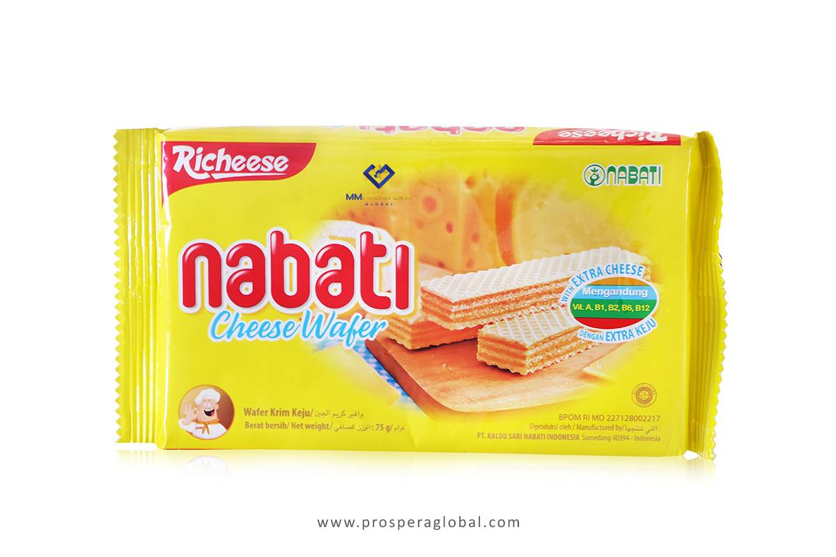 Richeese Nabati Wafer 75g
