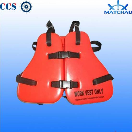 Three Pieces Working Life Jackets for Oil Platform