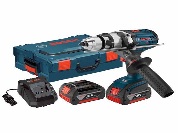 """cheap drills and power tools for sale Bosch HDH181X-01L 18V Brute Tough 1/2"""" Hammer Drill/Driver"""