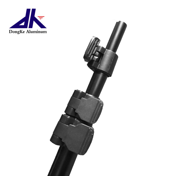 Quick release lock mechanism Aluminum telescopic pole