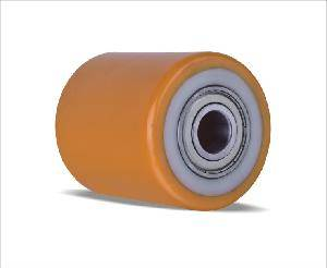 Urethane Wheels for forklift China supplier