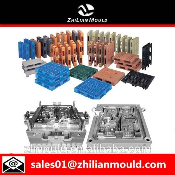 taizhou injection plastic shipping pallet mold of high quality