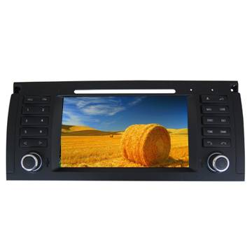 BMW E39 car RDS media player With Auto DVD GPS Made in China