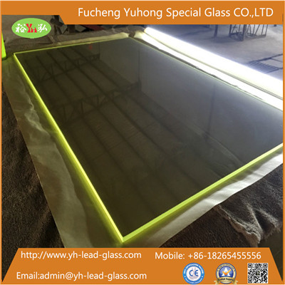 CT Room Lead Glass