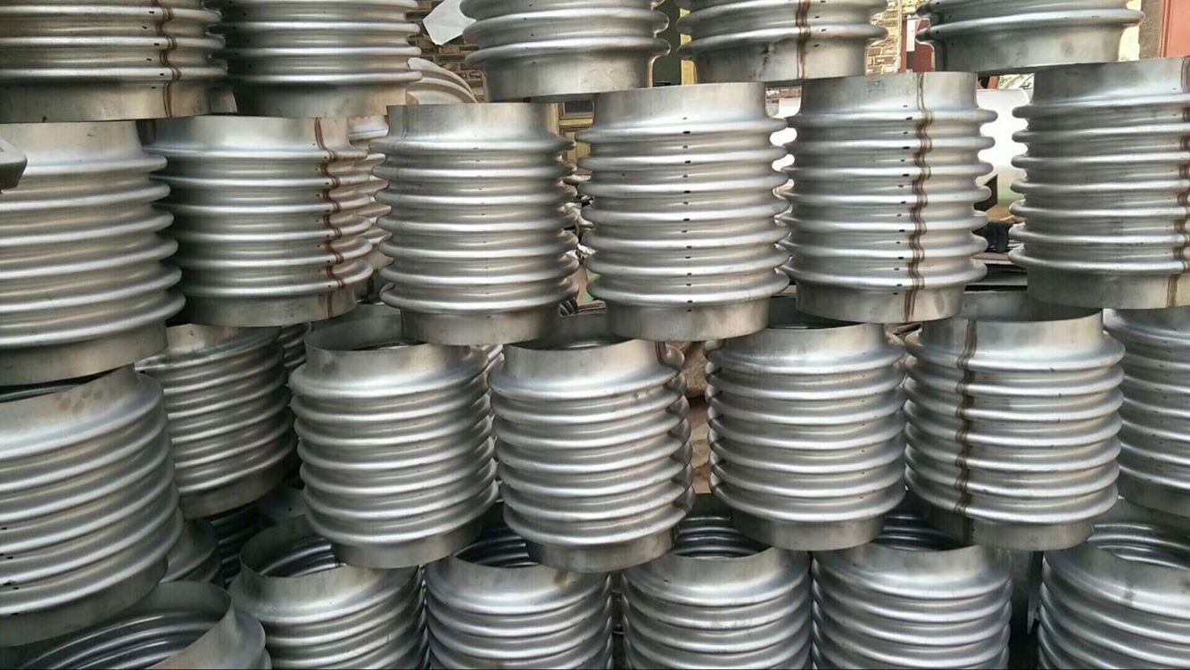 stainless steel bellows DN65 SS316