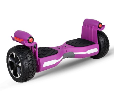 8.5 inch fire smoking hummer hoverboard