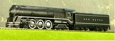 Brass Rail Power Train Model HO Scale Smoking and Whistling when Running OEM New Product model train
