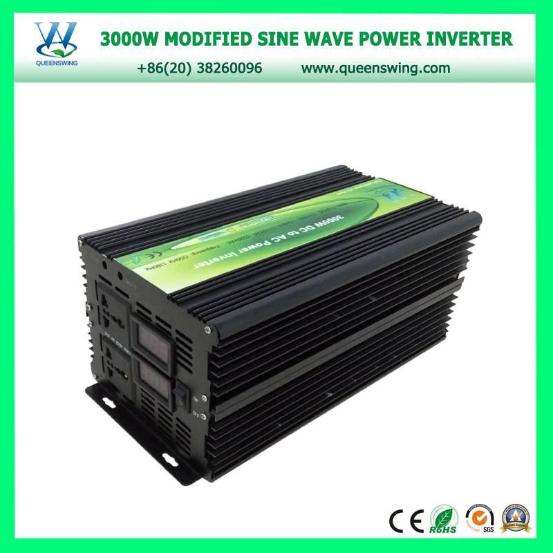 High Efficiency 1000W DC12V/24V Inverters Power Converter (QW-M1000)